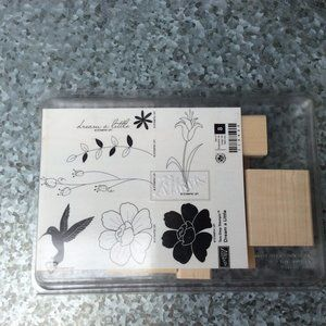 Stampin Up Dream A Little Rubber Stamp